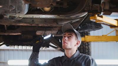 driveshaft repair